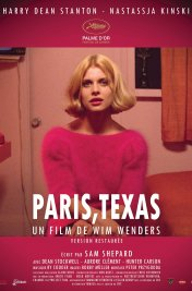 Affiche du film : Paris Texas