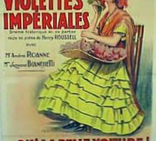Photo du film : Violettes imperiales