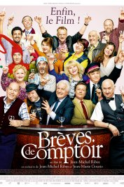 background picture for movie Brèves de Comptoir