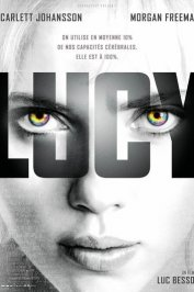 background picture for movie Lucy