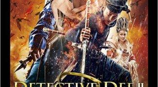 Affiche du film : Détective Dee II : La Légende du Dragon des Mers