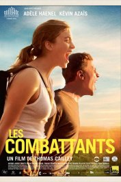 background picture for movie Les Combattants