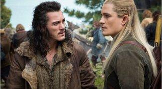 Affiche du film : Le Hobbit : la bataille des cinq armées