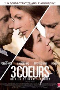 Affiche du film : 3 Coeurs