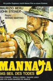 background picture for movie Mannaja l'homme a la hache