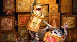 Affiche du film : Les Boxtrolls