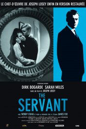 background picture for movie The servant