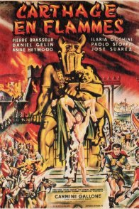Affiche du film : Carthage en flammes