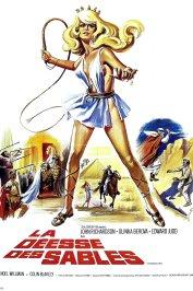 background picture for movie La deesse des sables