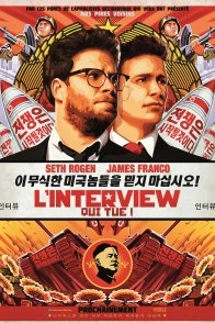 Affiche du film : L'Interview qui tue !