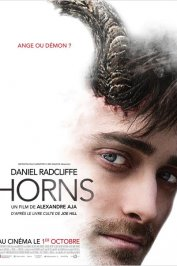 background picture for movie Horns