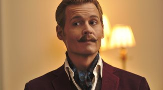 cover picture for movie Charlie Mortdecai
