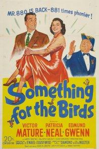Affiche du film : Something for the birds