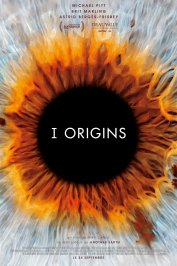 background picture for movie I Origins