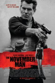 background picture for movie The November Man