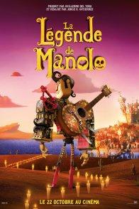 Affiche du film : La légende de Manolo