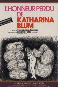 Affiche du film : L'honneur perdu de katharina blum