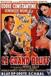 background picture for movie Le grand bluff