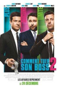 Affiche du film : Comment tuer son boss 2