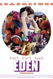 background picture for movie Eden