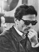 Pier Paolo Pasolini photo