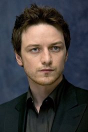 image de la star James McAvoy