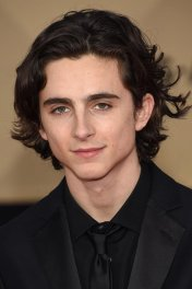 Timothée Chalamet photo