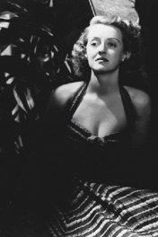 image de la star Bette Davis