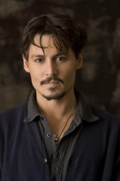 image de la star Johnny Depp