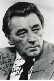 Robert Mitchum photo