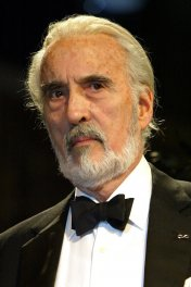 image de la star Christopher Lee
