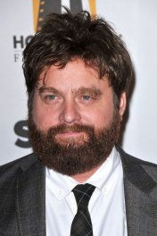 image de la star Zach Galifianakis