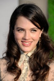 image de la star Jessica Brown Findlay