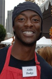 Aldis Hodge photo