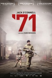 background picture for movie '71