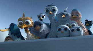 Affiche du film : Gus petit oiseau, grand voyage
