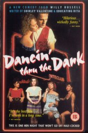 background picture for movie Dancin'thru the dark