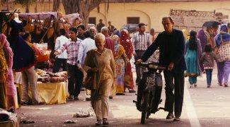 Affiche du film : Indian Palace - Suite royale