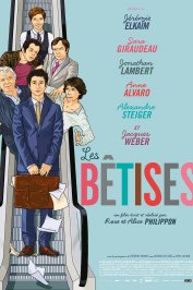 background picture for movie Les Bêtises