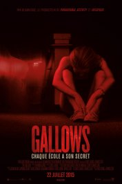 background picture for movie Gallows