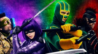 Affiche du film : Kick-Ass 2