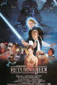 Affiche du film : Star Wars : Episode VI - Le retour du Jedi