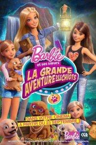 Affiche du film : BARBIE, la Grande Aventure des Chiots