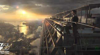 Affiche du film : The Walk – Rêver Plus Haut