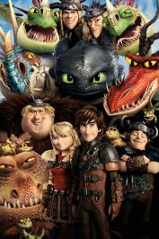 background picture for movie How to Train Your Dragon 3