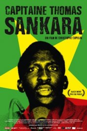background picture for movie Capitaine Thomas Sankara