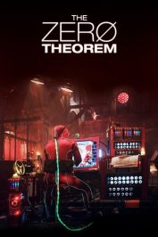 background picture for movie Zero Theorem
