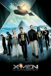 background picture for movie X-Men : Le Commencement