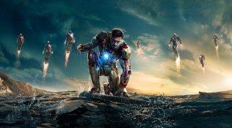 Affiche du film : Iron Man 3