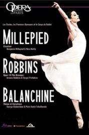 background picture for movie Millepied / Robbins / Balanchine